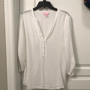 EUC Lilly Pulitzer Blouse 💕